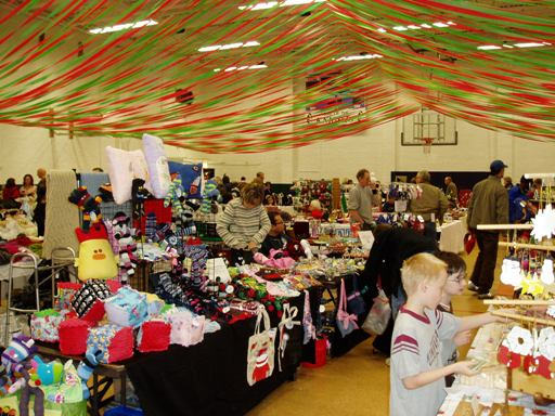 Holiday Craft Fair 2008