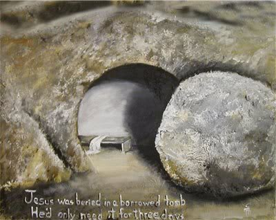 The Empty Tomb