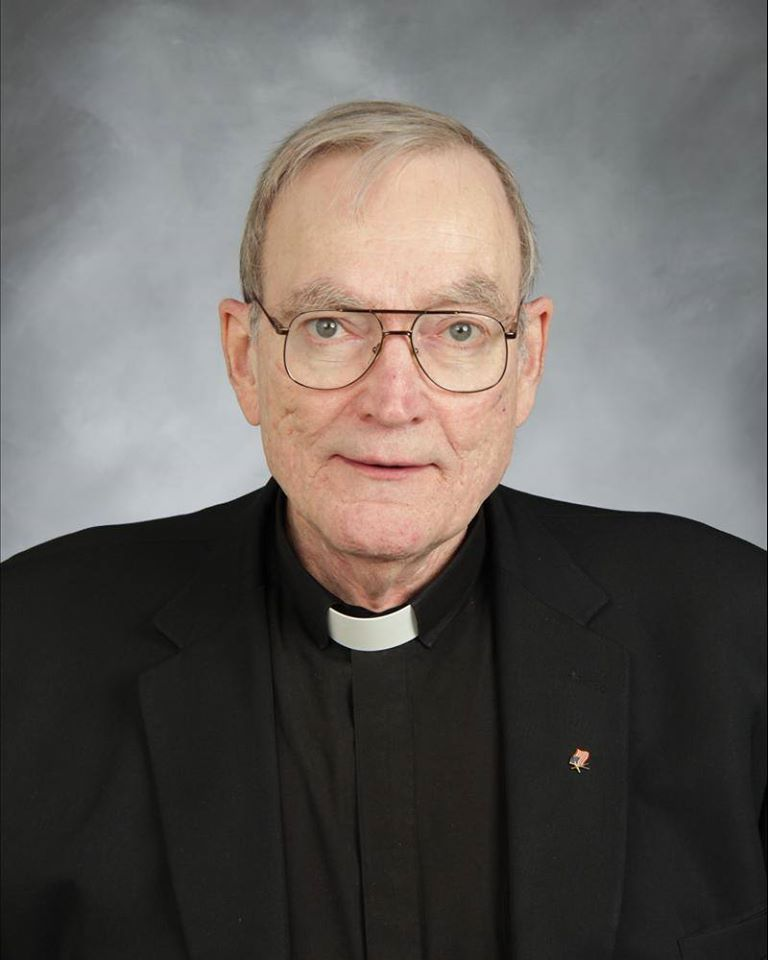 Fr Bill Eddy, deceased June 6, 2014