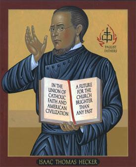 Servant of God Isaac Hecker