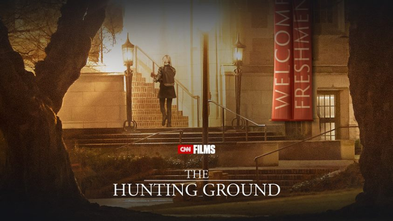 The Hunting Ground, a 2015 CNN documentary film about the sexual assault epidemic on college campuses