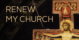 Learn about the Renew My Church initiative of the Archdiocese for visioning our parish vitality in the long-term future.