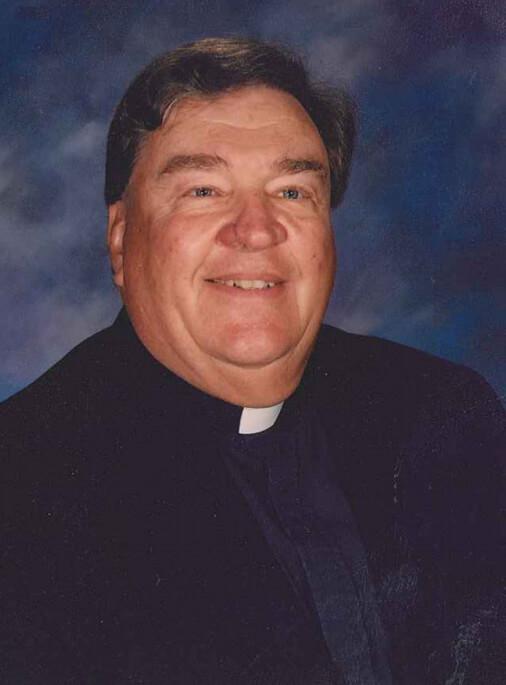 Fr Phil Dressler in 2011