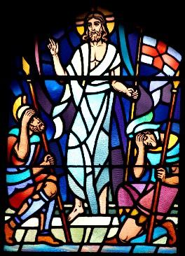 Resurrección de Cristo, de la Iglesia Reina de los Ángeles