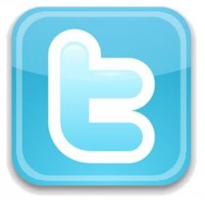 Twitter logo, simplyzesty.com
