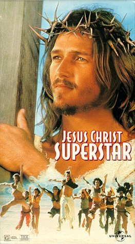 DVD cover for Jesus Christ Superstar on DVD