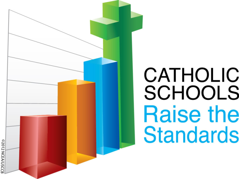 2013 Catholic Schools Week logo