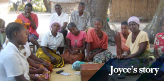 click to read Joyce's story