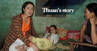 click to read Thuan's story