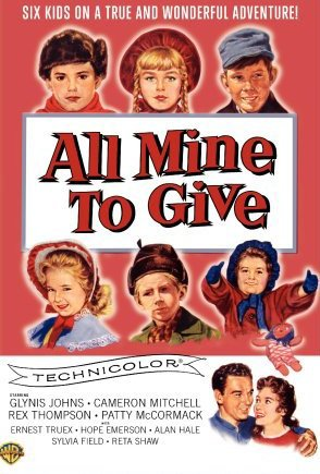 All Mine to Give, movie poster