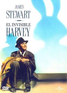 póster de la película El Invisible Harvey